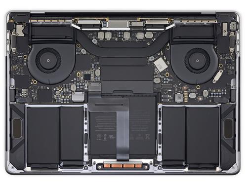 2018新款苹果MacBook Pro 13 Touch Bar版拆机解析