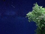 星空璀璨!英仙座流星雨闪耀北马其顿