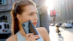IFA展上中兴发布旗舰手机新品天机Axon9 Pro