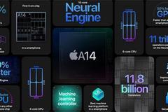 iPhone 12搭载A14芯片:5nm制程 集成118亿个晶体管