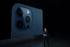 采用1200万后置三摄 iPhone12 Pro系列售价999美元起
