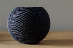 苹果发布HomePod mini智能音箱:椭圆造型 与Siri相得益彰