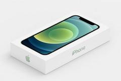 为了保护环境 苹果iPhone 12系列包装盒不含耳机和充电器