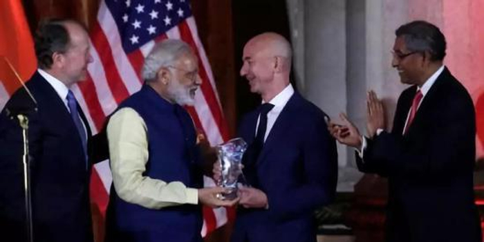 退出中國重注印度,亞馬遜走對了路嗎?