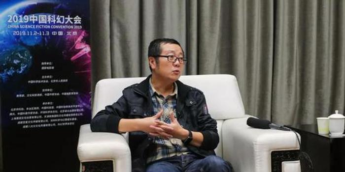 刘慈欣:培养孩子写好科幻,先让他摆脱生活的琐碎