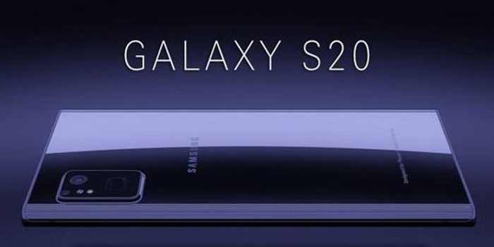 120HZ屏+液体镜头:三星Galaxy S20渲染图曝光