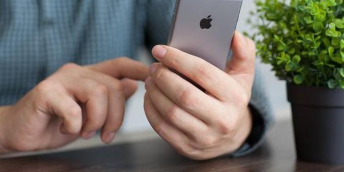 苹果:看你玩手机的样子 就能判断你是否患有认知障碍