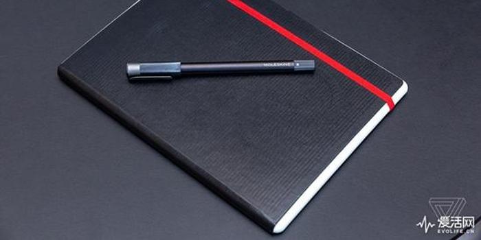 有了这个智能笔记本 随手涂鸦就能同步进电脑