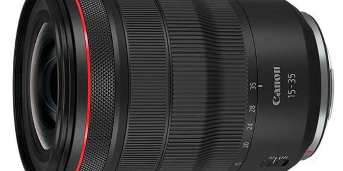 佳能公布六款RF变焦镜头专利