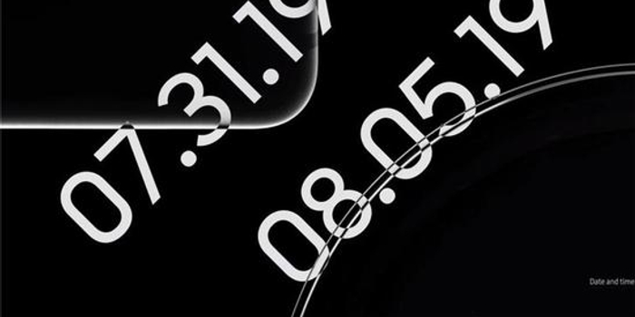 三星公布Galaxy Tab S6/Galaxy Watch发布日期