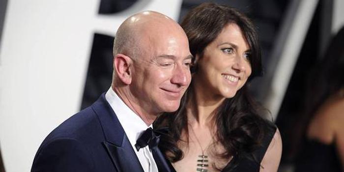 與前妻完成財產分割 貝索斯減持18億美元亞馬遜股票