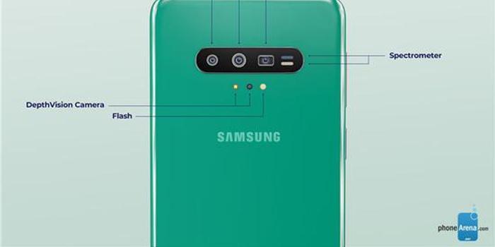 三星Galaxy S11渲染图曝光:更强的相机、更窄的边框