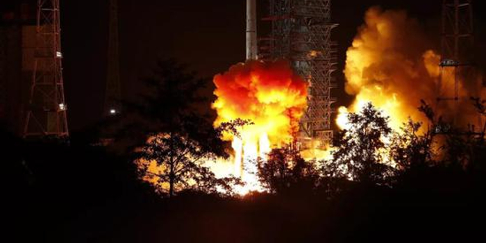 我国成功发射第四十九颗北斗导航卫星