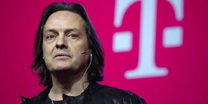 T-Mobile任命公司总裁为新CEO 现任CEO或跳槽WeWork