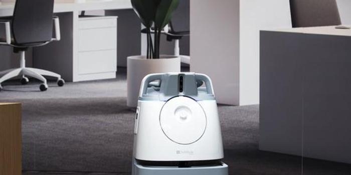 一次能扫上千平米,软银推出订阅式商用扫地机器人