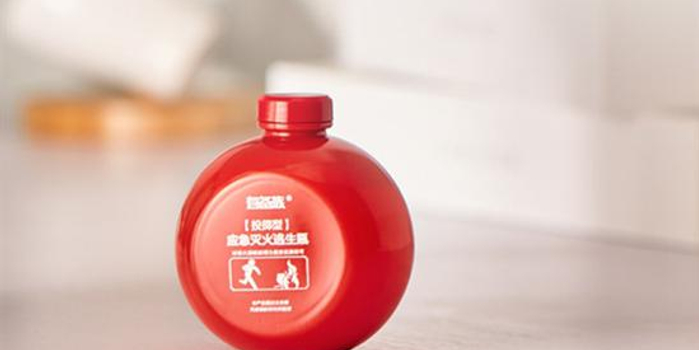 小米众筹上架应急灭火逃生瓶 可应对多类火灾