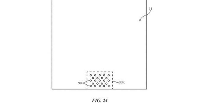 """专利显示未来iPhone可能会拿掉屏幕上的""""刘?!? class="""