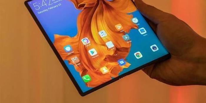 华为Mate X折叠屏手机或于10月23日发布