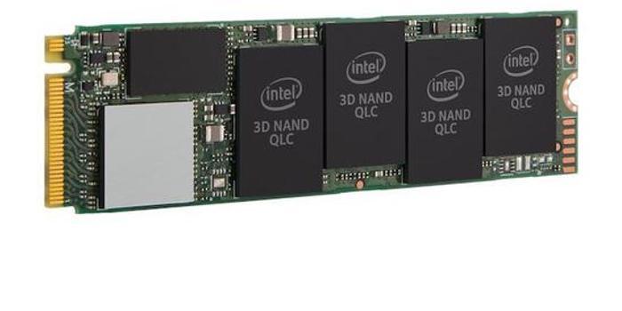 英特尔推出SSD 665p:第二代QLC产品 1TB版本先上市
