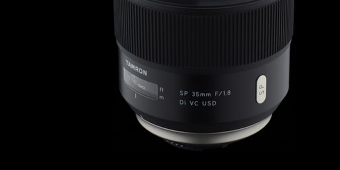 单反镜头家族又添新成员!腾龙公布新镜头专利