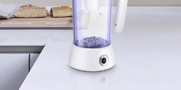 小米有品众筹消毒液制造机:食盐+水 自制只需3分钟