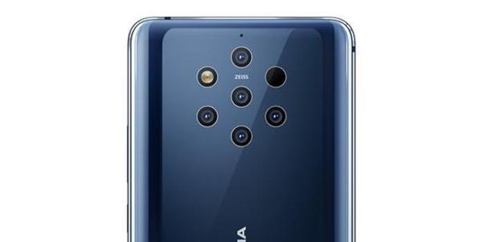 诺基亚正研发两款5G手机 其中Nokia 8.2搭载骁龙855