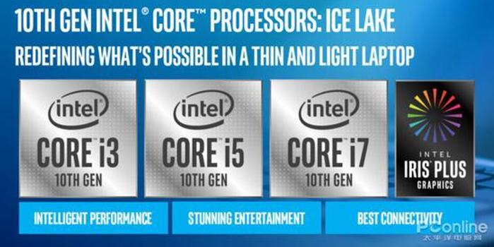 """跟上""""十代""""的步伐 英特尔酷睿10nm处理器来了"""