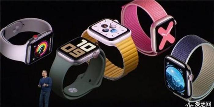 Apple Watch Series 5上的LTPO屏幕究竟是什么