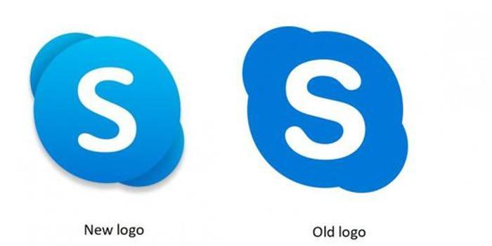 微软为Skype推新徽标 跟随Office走向Fluent设计风格
