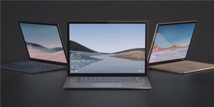 微软15寸Surface Laptop3新款曝光 Core i5/16GB内存