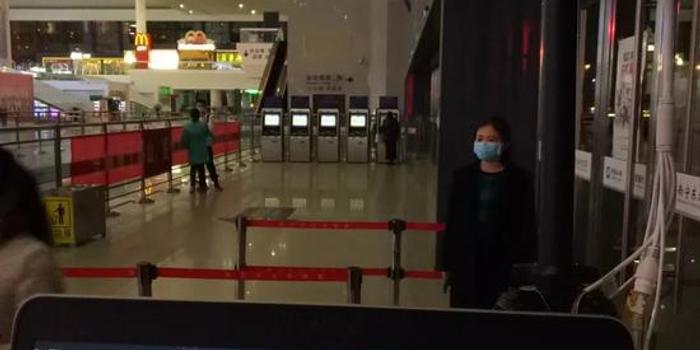 """南宁火车东站启用""""移动5G热成像人体测温系统"""""""
