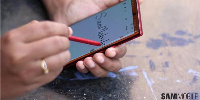 消息称三星将推出Galaxy Note10 Lite版 价格更实惠