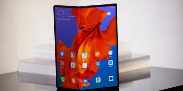 余承东:折叠屏幕手机Mate X可能下个月开售