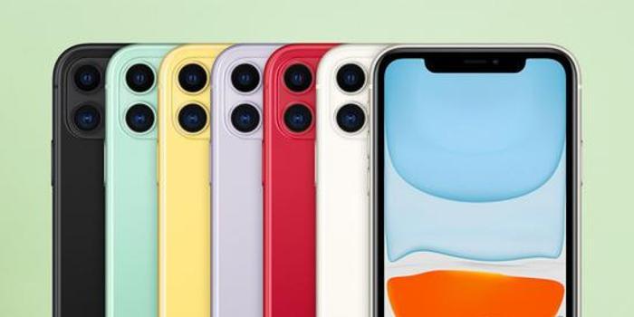 UBS瑞银新数据显示 iPhone 11在中国热销