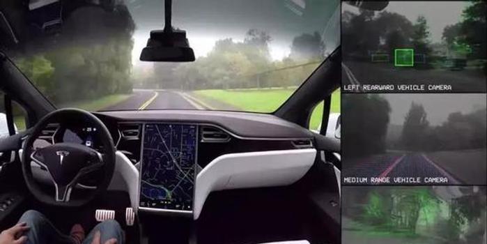 特斯拉的第一笔自动驾驶投资 另辟蹊径的DeepScale