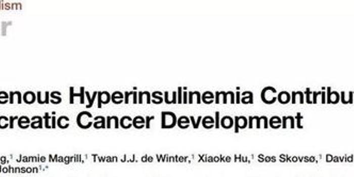 """首次证实!降低胰岛素水平有助逃离""""癌症之王""""魔爪"""