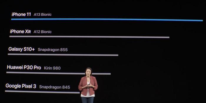 苹果:A12能与最强安卓芯片再战两年 A13将扩大领先