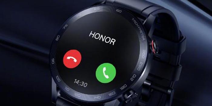荣耀MagicWatch 2手表真机公布:支持独立通话