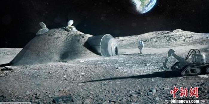 俄航天消息人士:月球上的俄月球车将由机器人控制