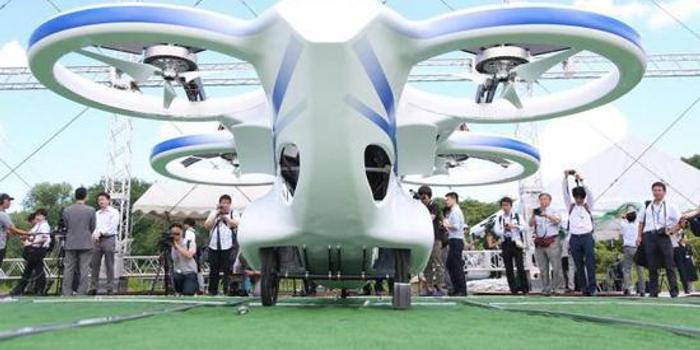 NEC測試飛行汽車原型車:可實現空中停留近1分鐘
