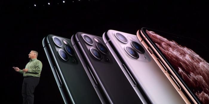 首款三摄iPhone亮相!苹果推出iPhone 11 Pro