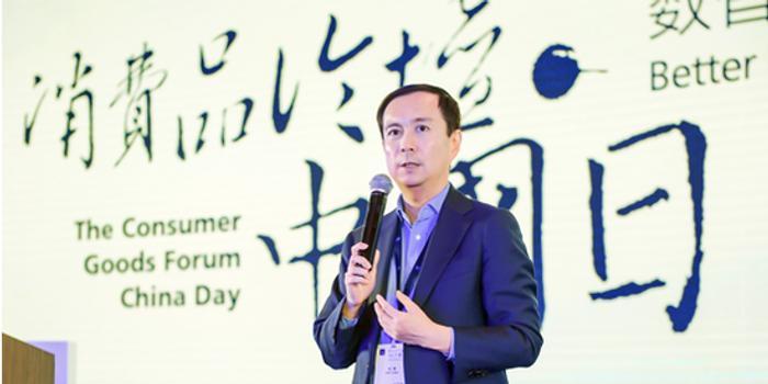"""张勇宣布出任""""零售业达沃斯""""中国董事会联席主席"""