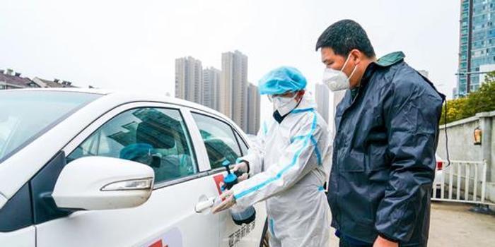 滴滴在南京组建医护保障车队 免费服务医务工作者
