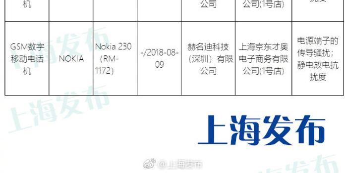 上海抽检52批次手机 锤子、努比亚等9批次不合格