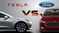 福特高管嘲讽特斯拉 美媒:老牌厂商在环保上两面派