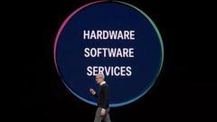 苹果要你用它的信用卡、看它的自制剧,却不要你的隐私
