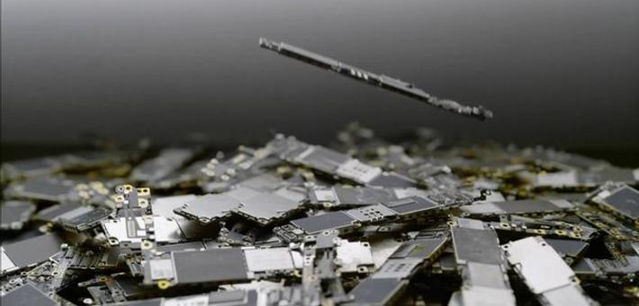 苹果公布新回收机器人:每小时拆200部