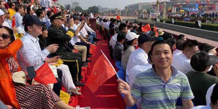 李彦宏发表国庆70周年感言:技术创新再攀高峰