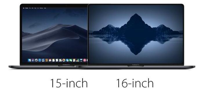 傳蘋果9月發布新MacBook Pro:超窄邊框 16英寸屏幕