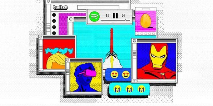 互联网的201X年,这些节点时刻你可还记得?